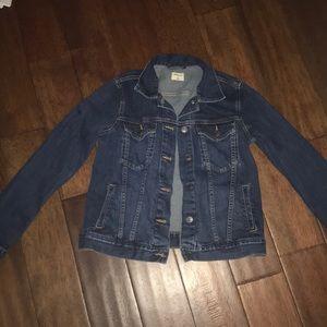 gap jean jacket!